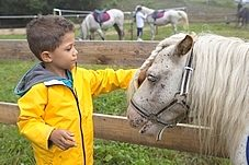balade poney club enfant vacances stage été village club stage faistesvacances