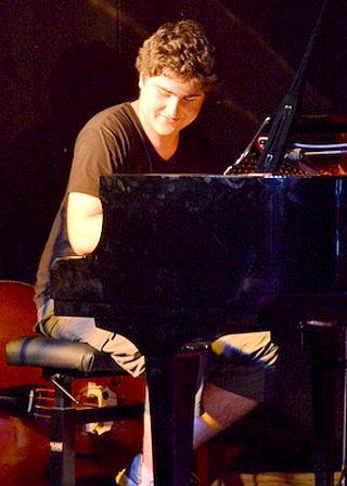 stage Piano Jazz Ricart