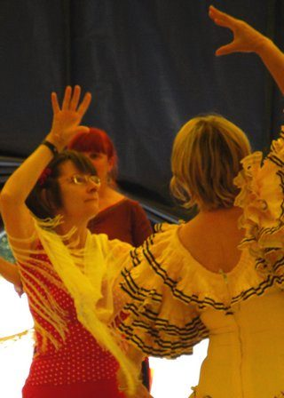 stage Cours de Flamenco
