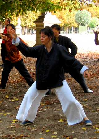 stage Cours de Tai Chi Chuan