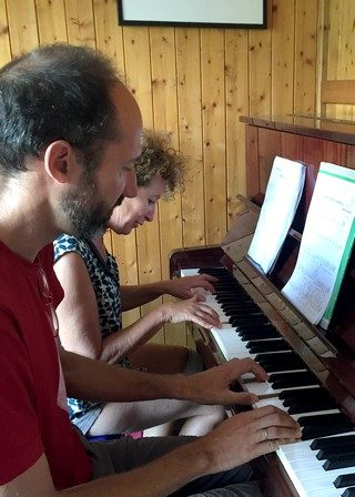 stage Cours Piano jazz Ory