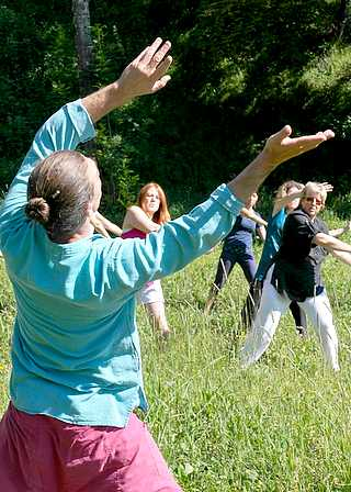 stage Cours de Qi Gong Allard