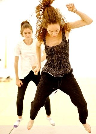 stage Cours Danse Moderne Nikita