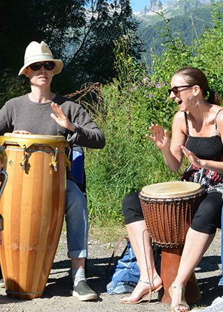 Cours de Percussions Village-Club Faistesvacances