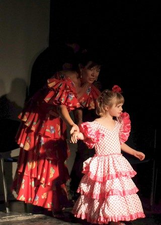 stage Flamenco en Famille